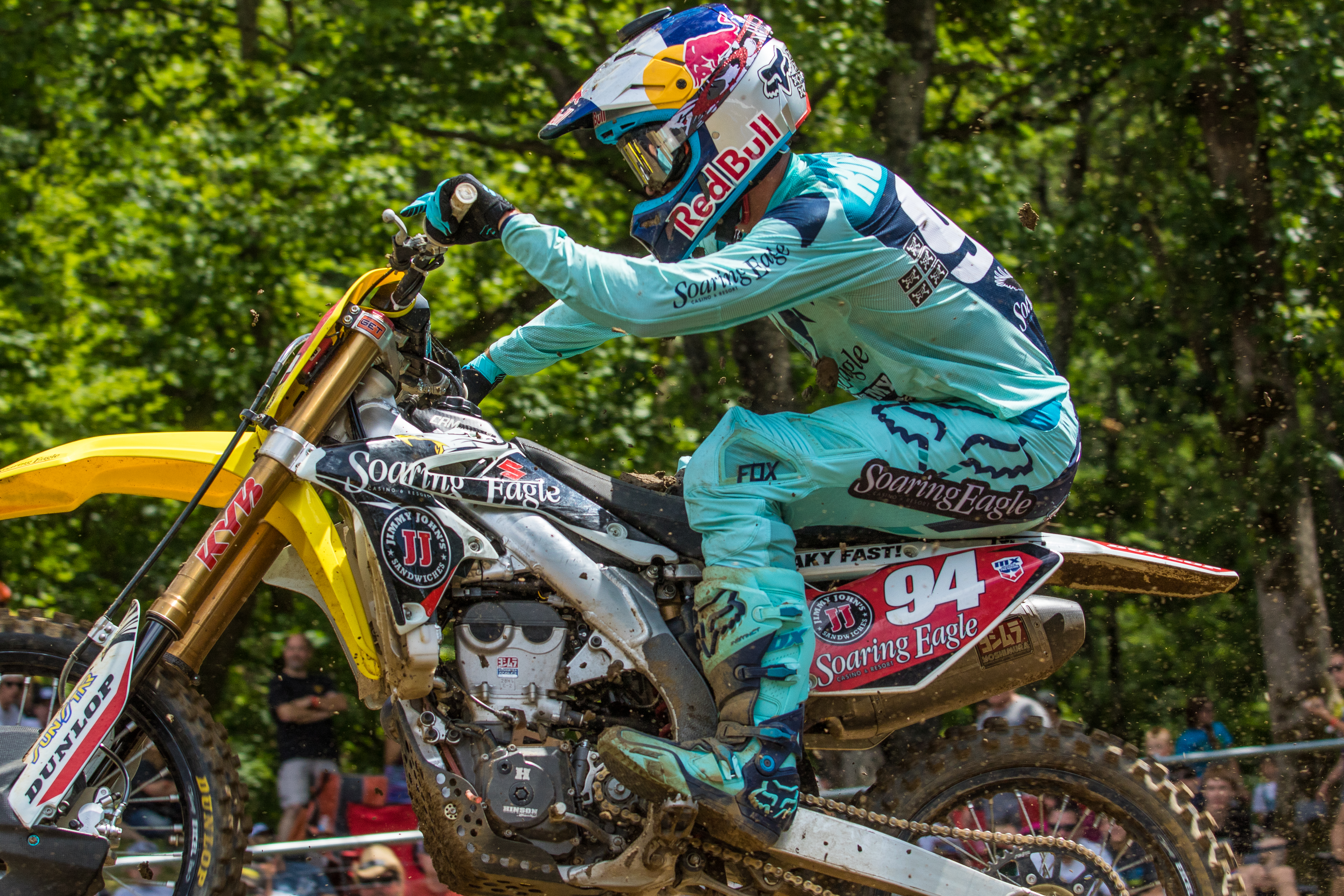Yes Ken Roczen proved to be a dynamic catalyst for the world of motocross.  Just as interesting was his machine fbfc0b5f70