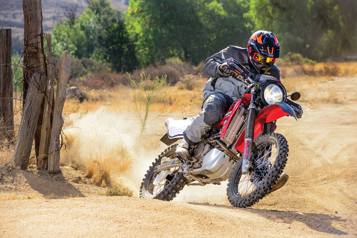 ULTIMATE DUAL-SPORT: XR650R REMAKE | Dirt Bike Magazine on
