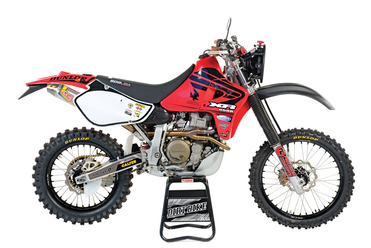 ULTIMATE DUAL-SPORT: XR650R REMAKE | Dirt Bike Magazine