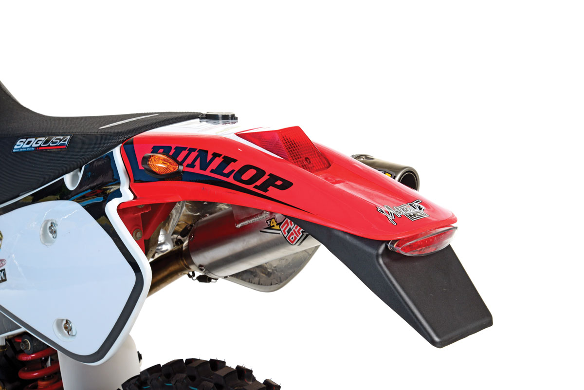 Ultimate dual sport xr650r remake dirt bike magazine the xr650r wasnt street legal in 2002 but today a tusk dual sport kit will get the job done in most states publicscrutiny Choice Image
