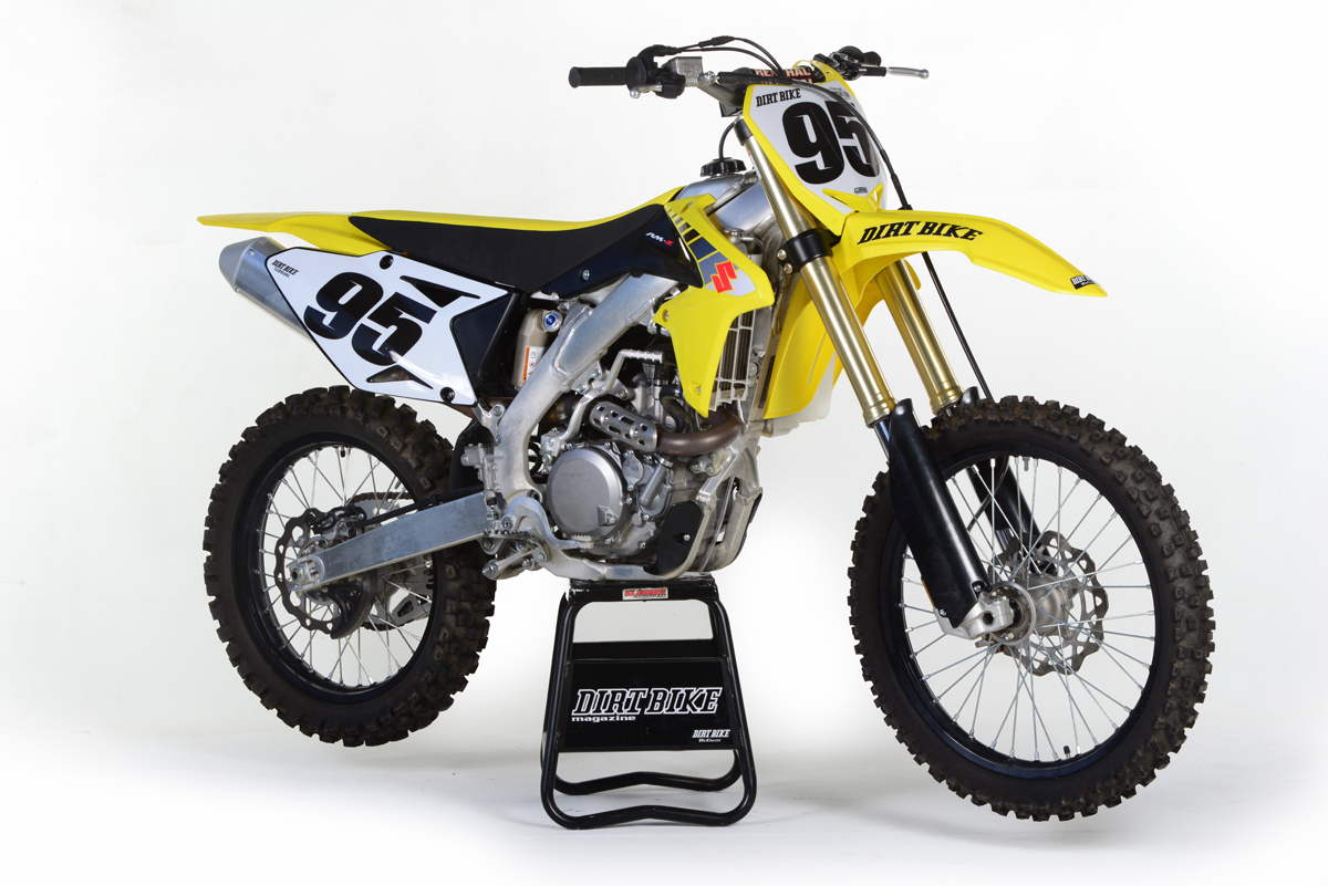 2017 SUZUKI RMZ450: FULL TEST | Dirt Bike Magazine