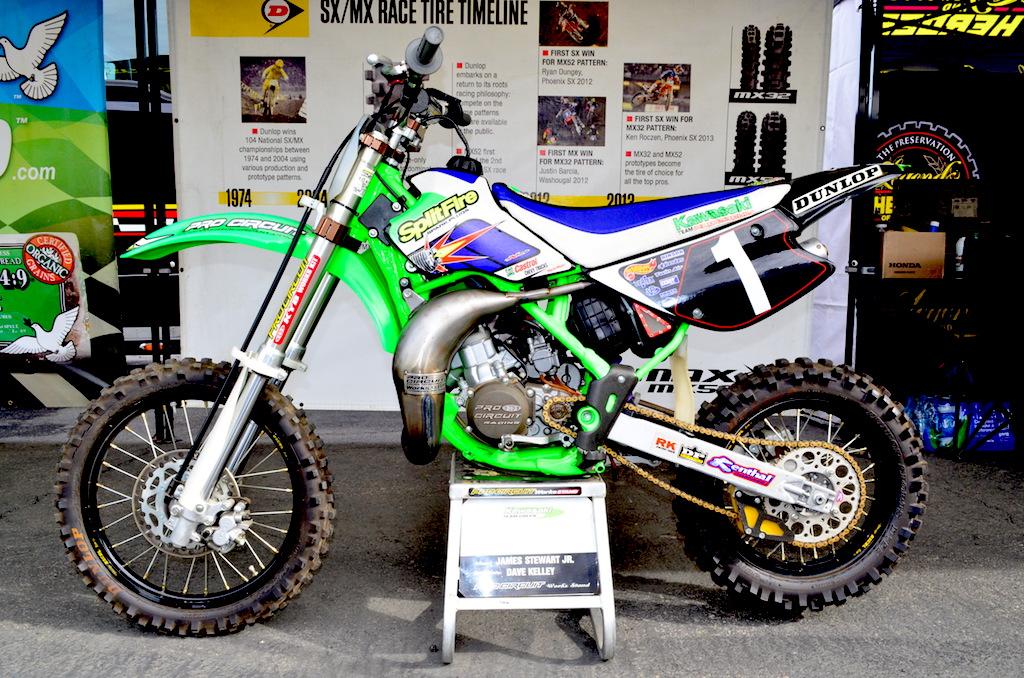 TWO STROKE TUESDAY : JAMES STEWART FACTORY PRO CIRCUIT KX85 | Dirt Bike Magazine