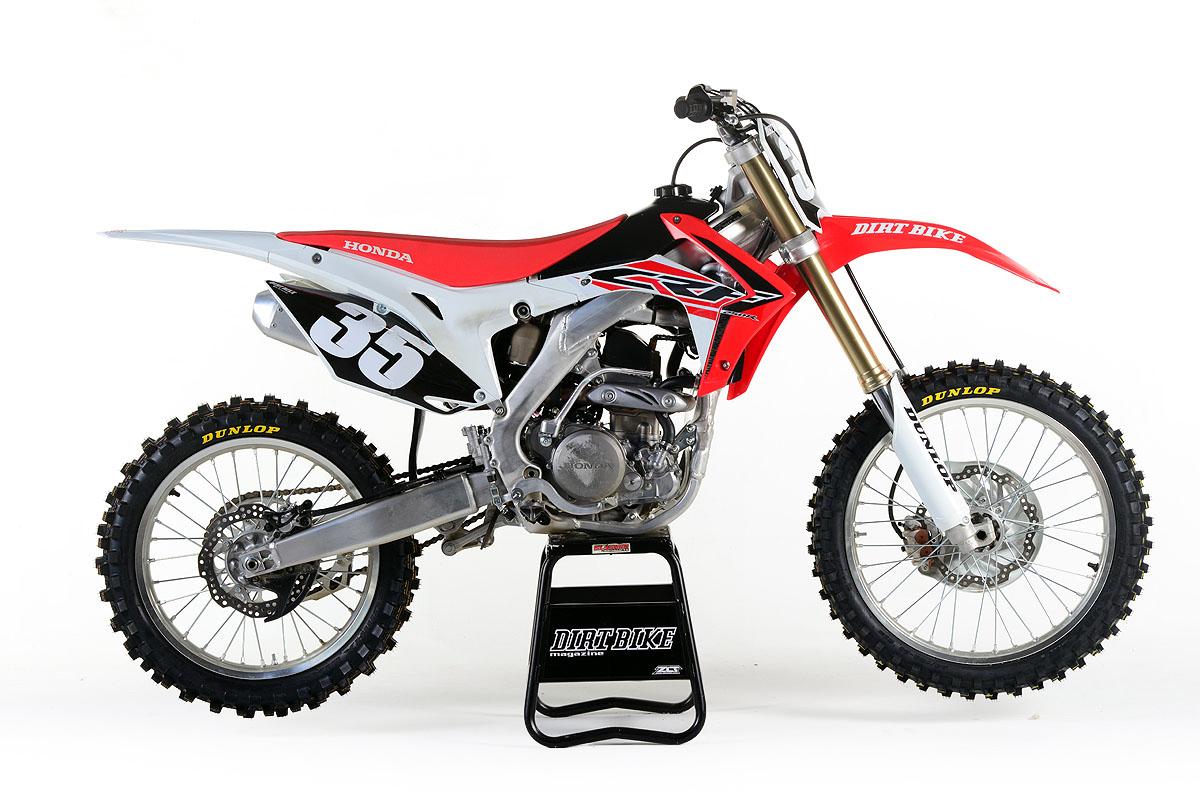 2017 250 Mx Shootout Dirt Bike Magazine