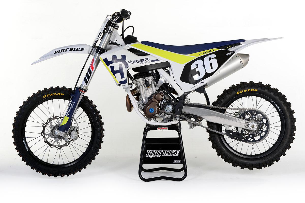 2017 250 MX SHOOTOUT | Dirt Bike Magazine