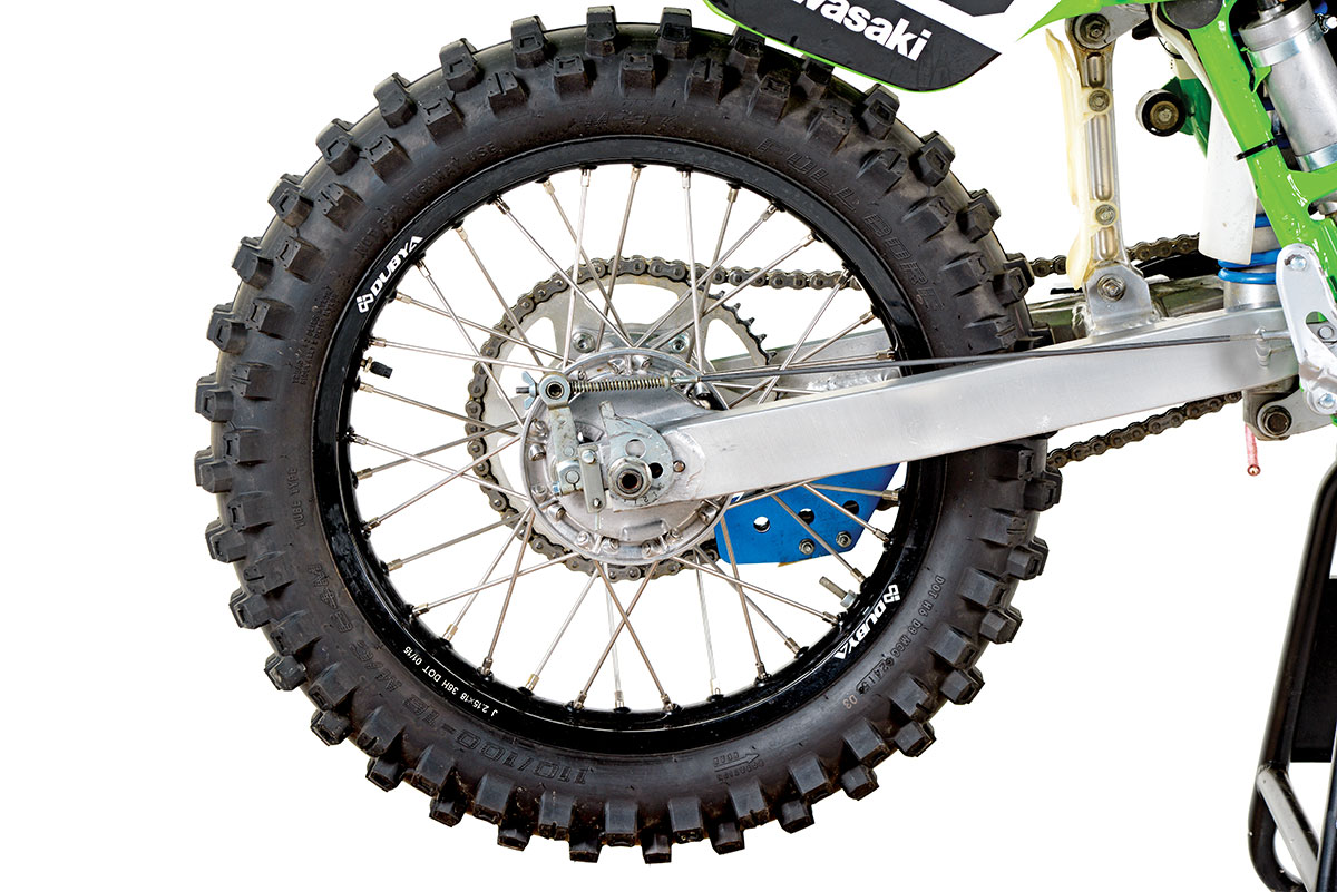 DUBYA CUSTOM WHEEL REBUILD | Dirt Bike Magazine