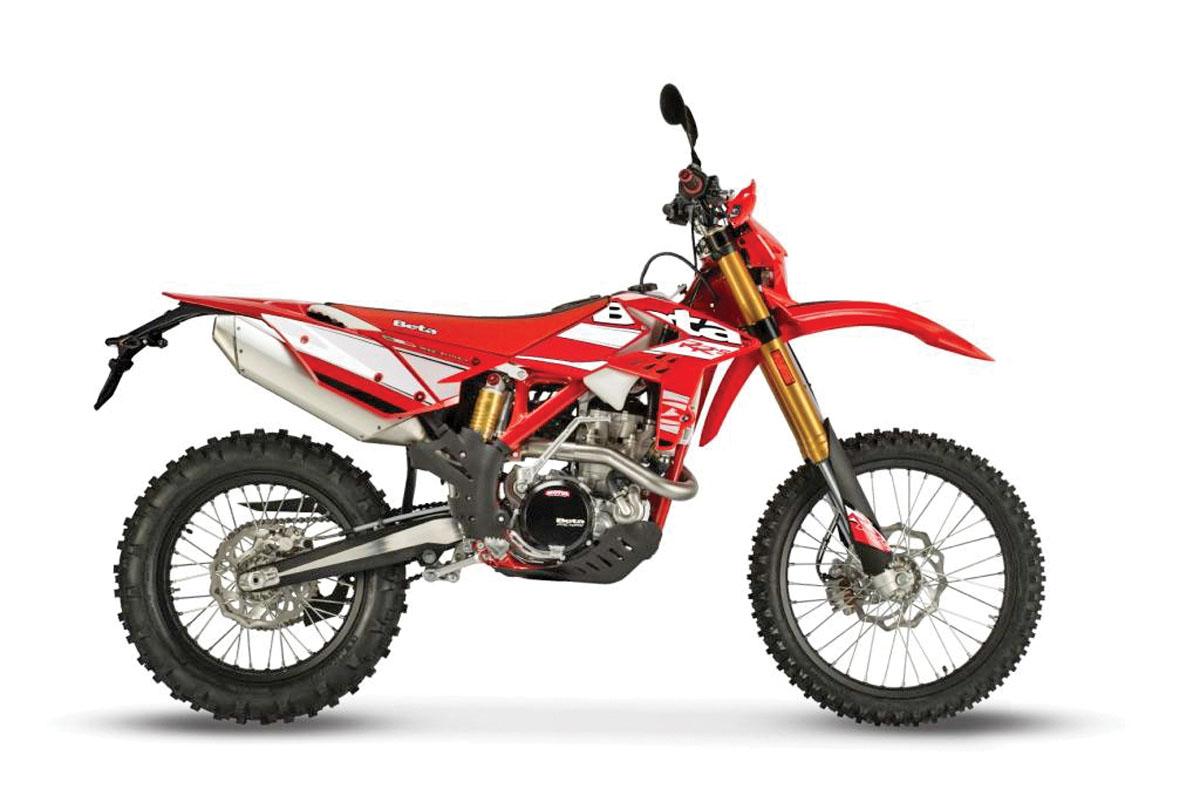 Dual Purpose Dirt Bike Kawasaki