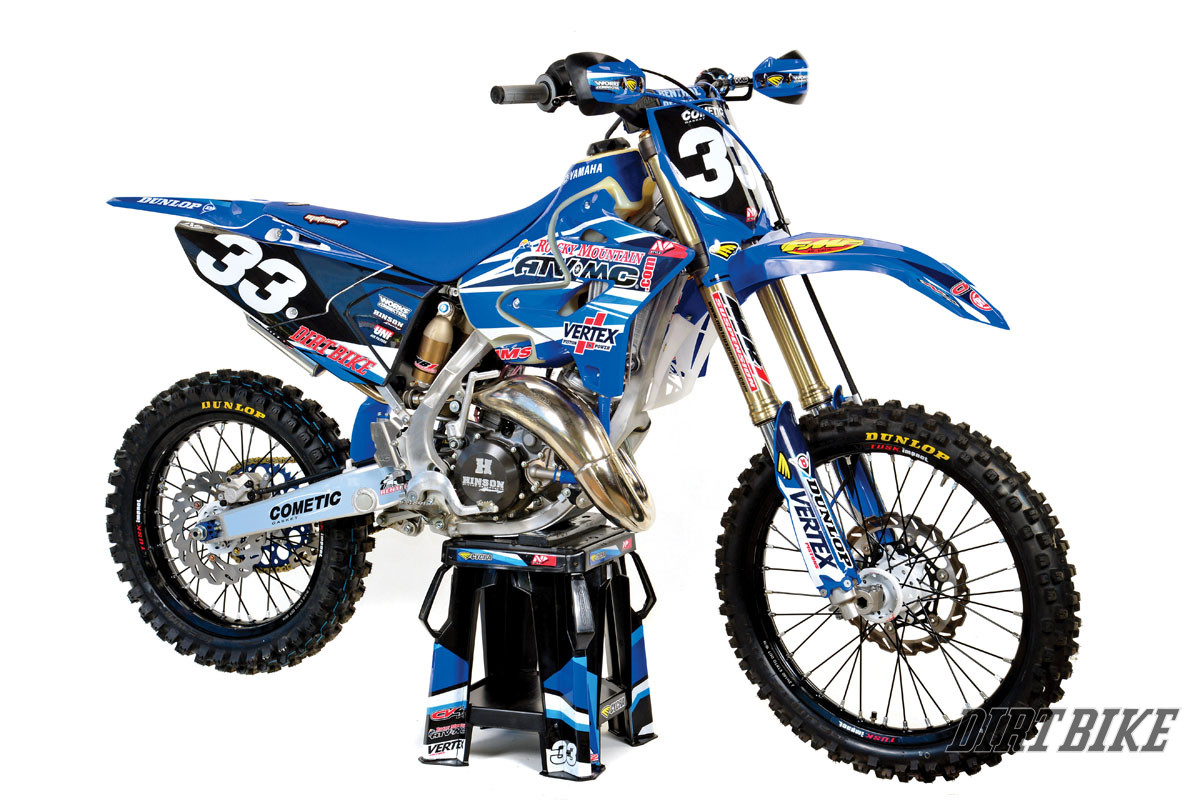 two stroke tuesday rocky mountain yz125 off road project. Black Bedroom Furniture Sets. Home Design Ideas