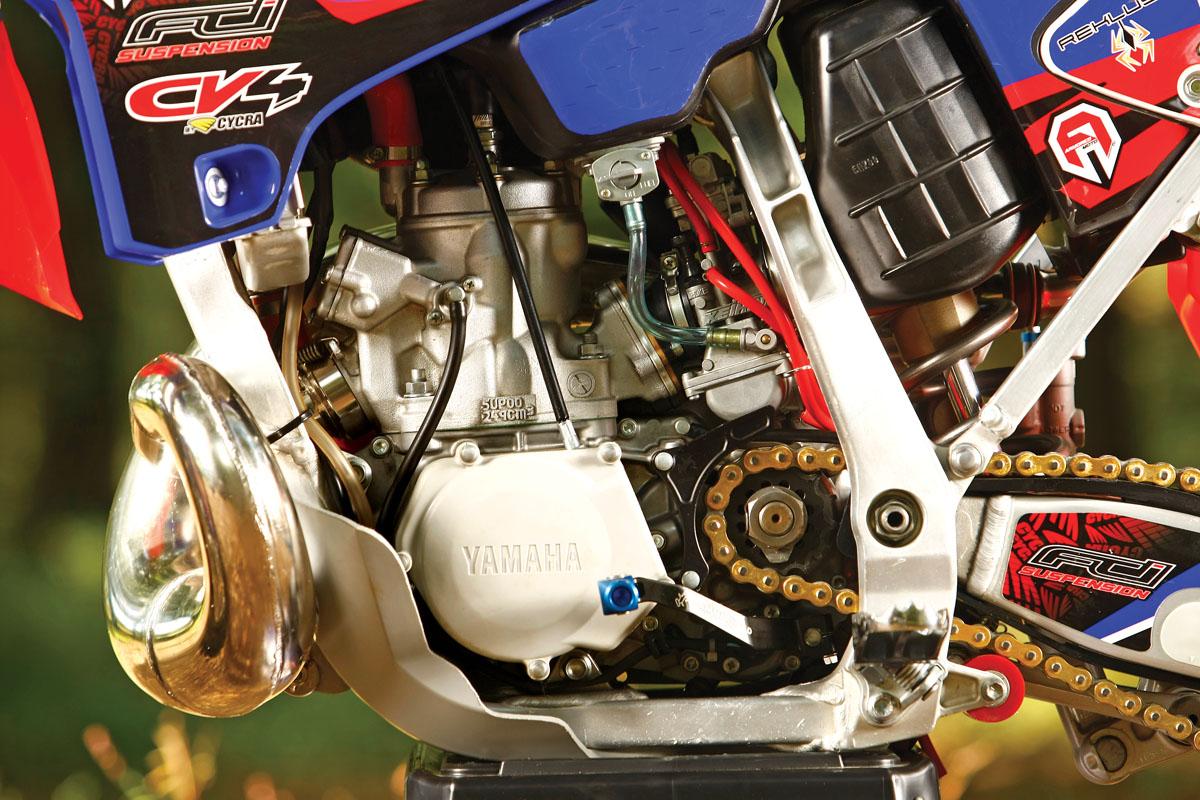 CYCRA YZ250_ENGINE