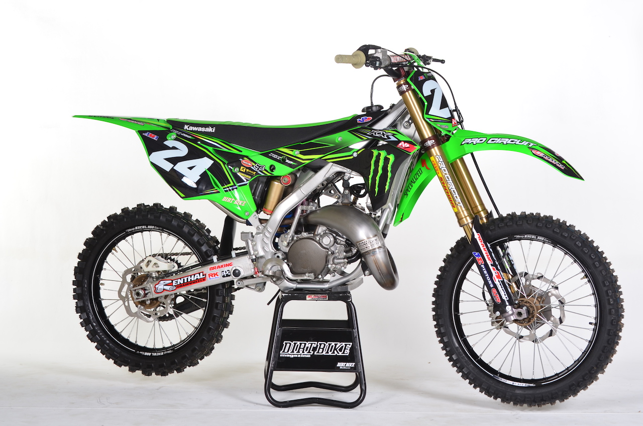TWO-STROKE TUESDAY : 2018 PRO CIRCUIT KX125 ? | Dirt Bike Magazine