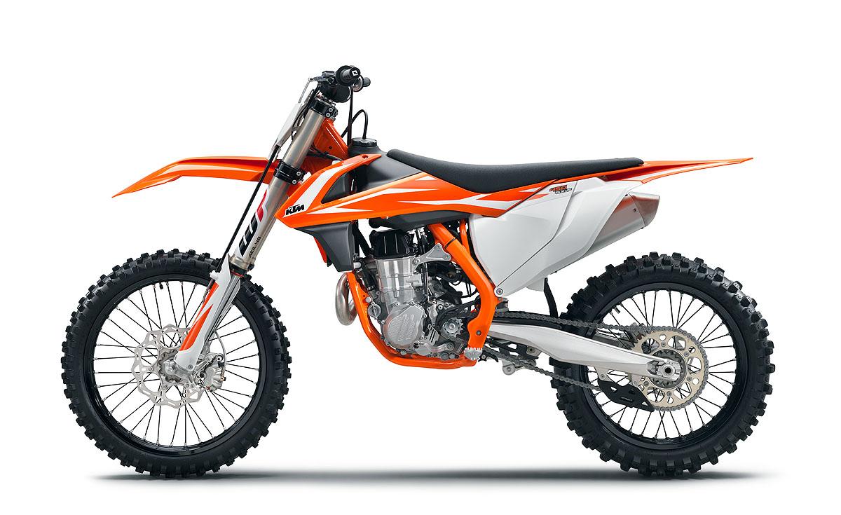 2018 ktm mxers more details dirt bike magazine - Moto cross ktm a colorier ...