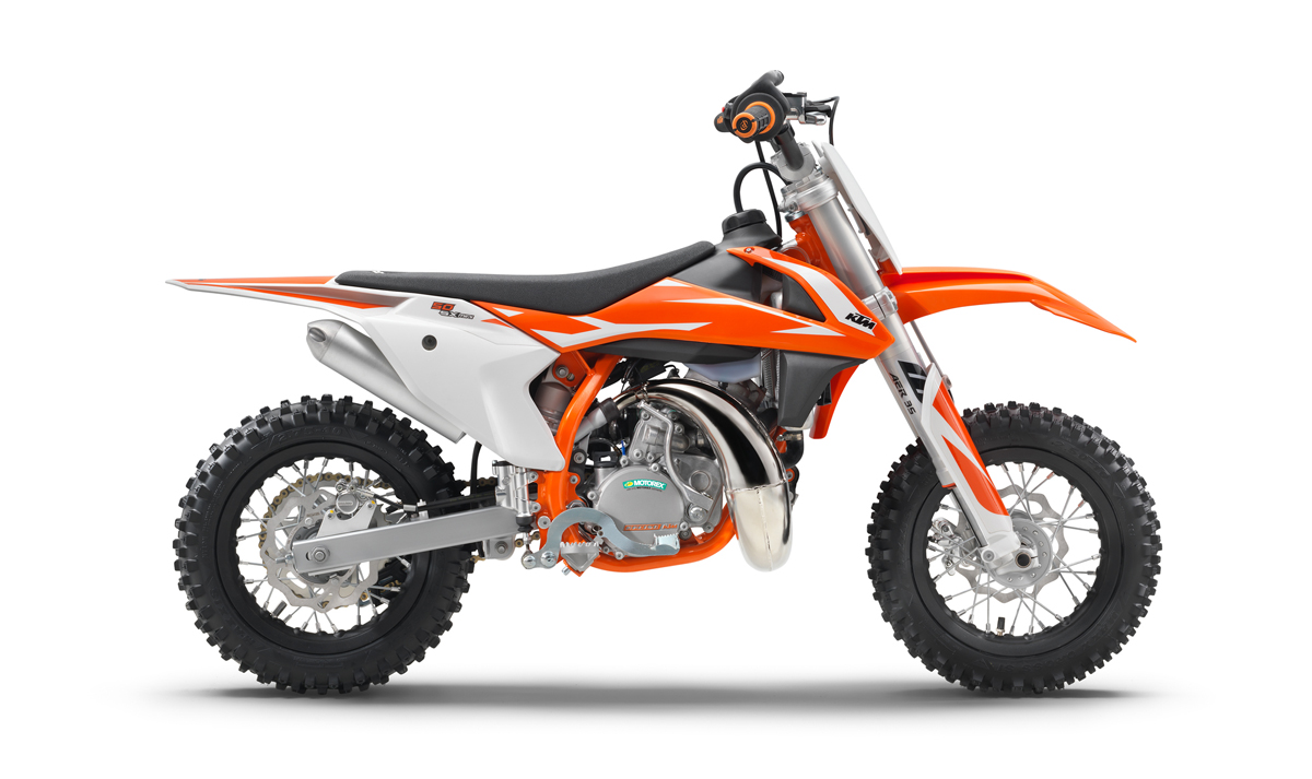 2018 ktm mxers more details dirt bike magazine. Black Bedroom Furniture Sets. Home Design Ideas