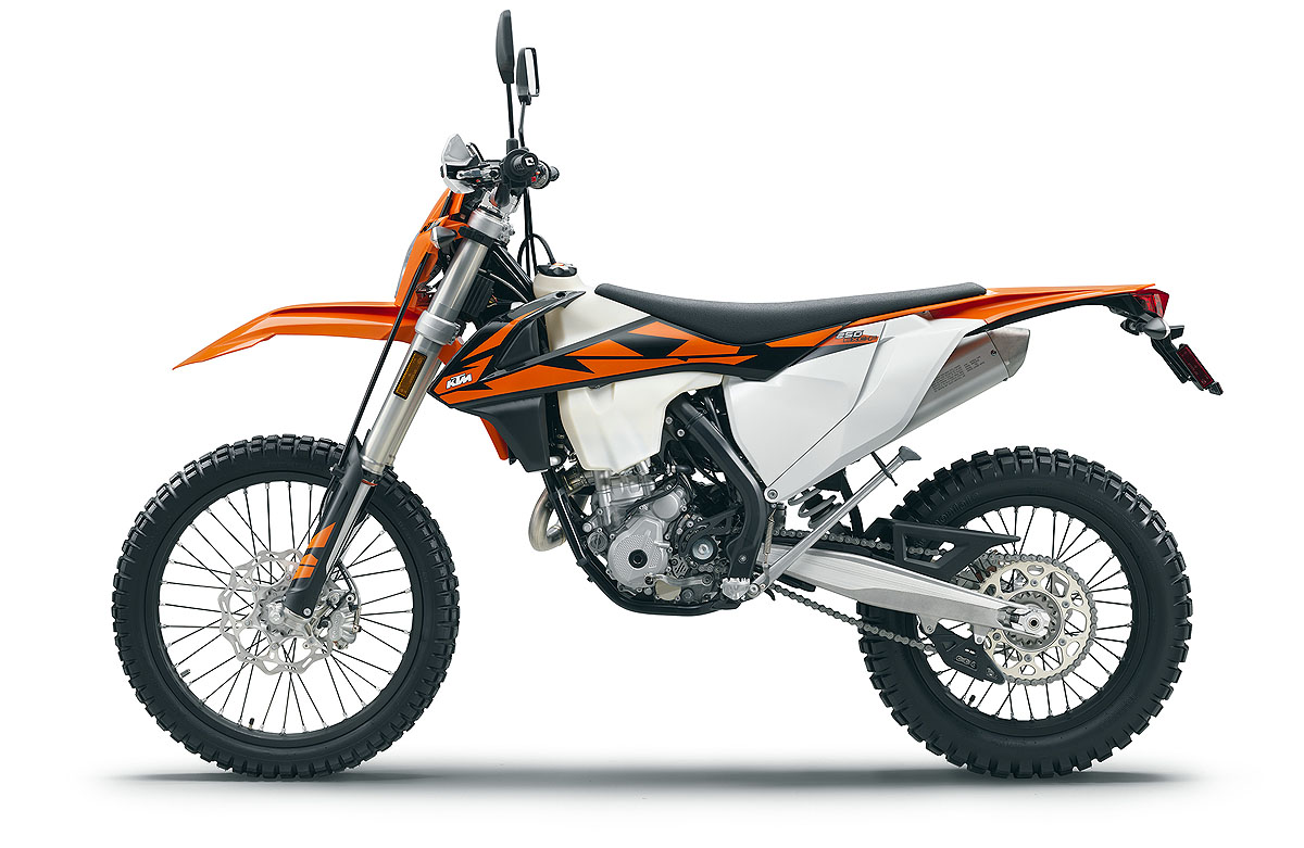 2018 ktm dual sport bikes released dirt bike magazine. Black Bedroom Furniture Sets. Home Design Ideas
