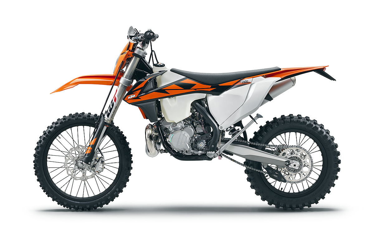 2018 Ktm Off Road Line Dirt Bike Magazine