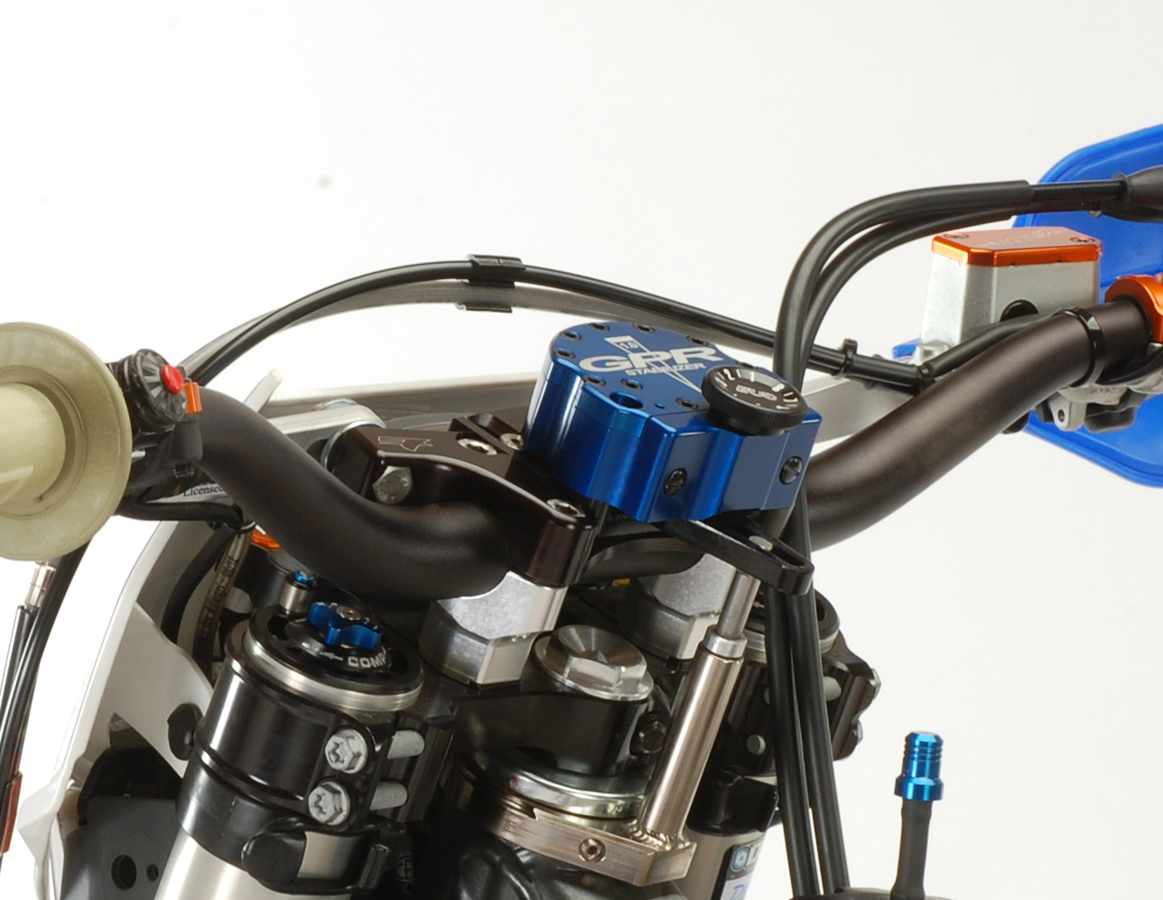 Mr Know It All Steering Damper Drama Dirt Bike Magazine