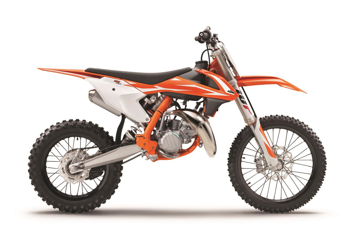 ktm official release 2018 motocross models dirt bike. Black Bedroom Furniture Sets. Home Design Ideas
