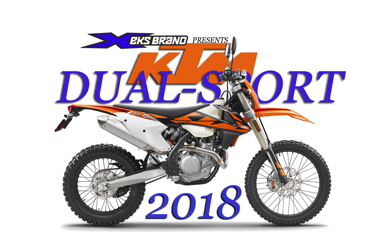 2018 ktm motocross bikes. unique bikes 2018 ktm dualsport bikes released on ktm motocross bikes