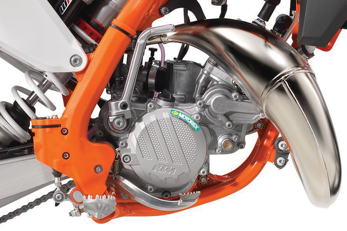 2018 ktm test.  2018 ktm852018right engine for 2018 ktm test