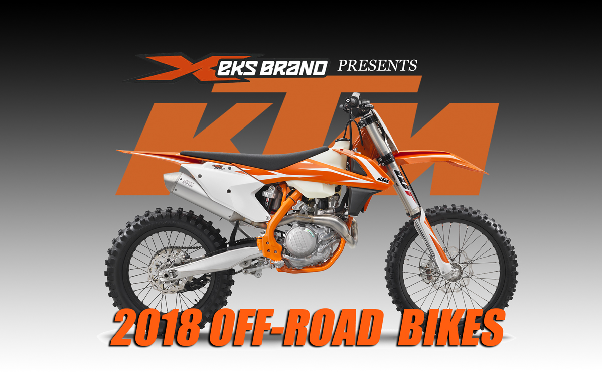 2018 ktm 450 xcf. unique xcf 2018 ktm offroad line on ktm 450 xcf m