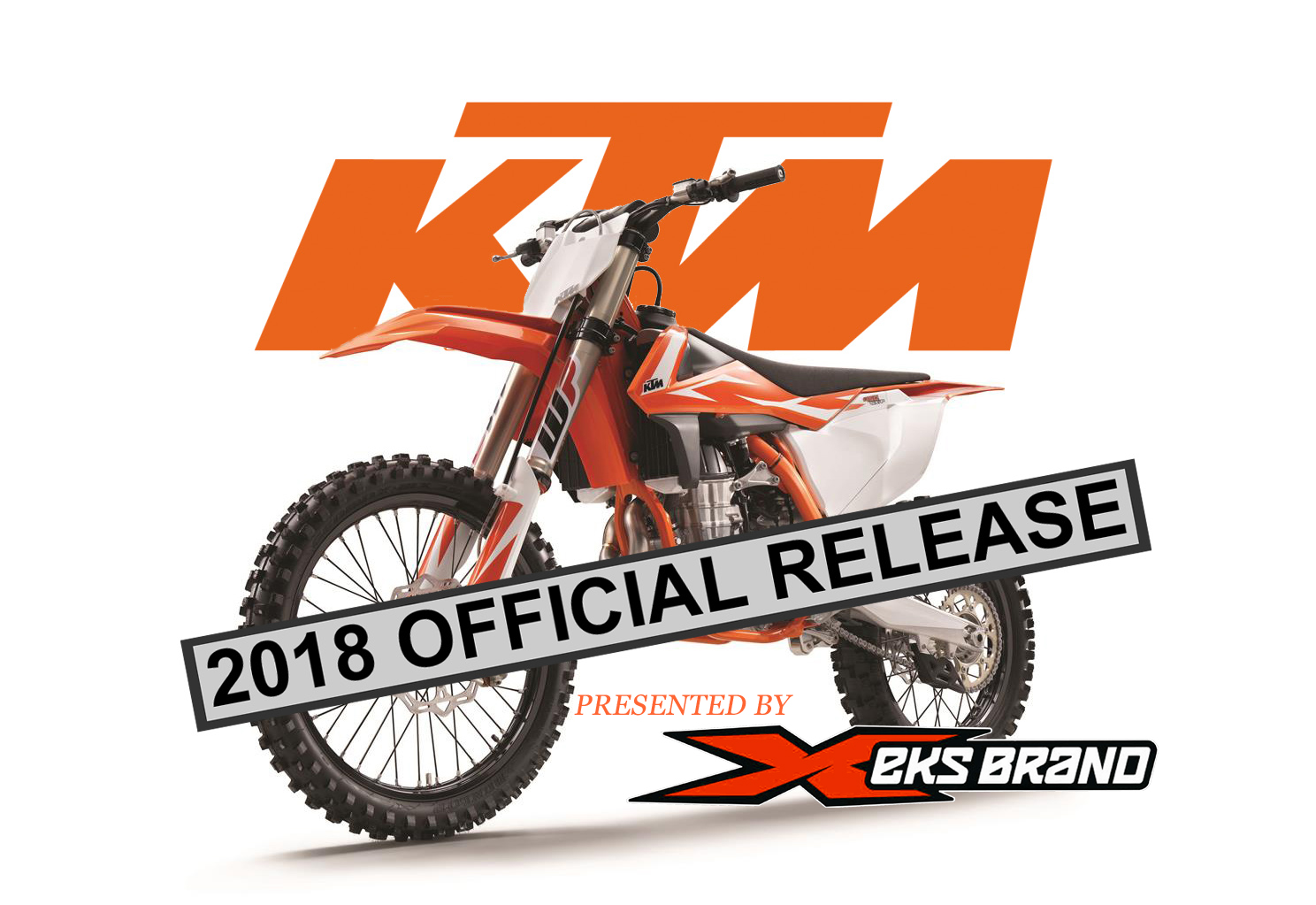 2018 ktm motocross bikes. simple bikes ktm official release  2018 motocross models throughout ktm motocross bikes s
