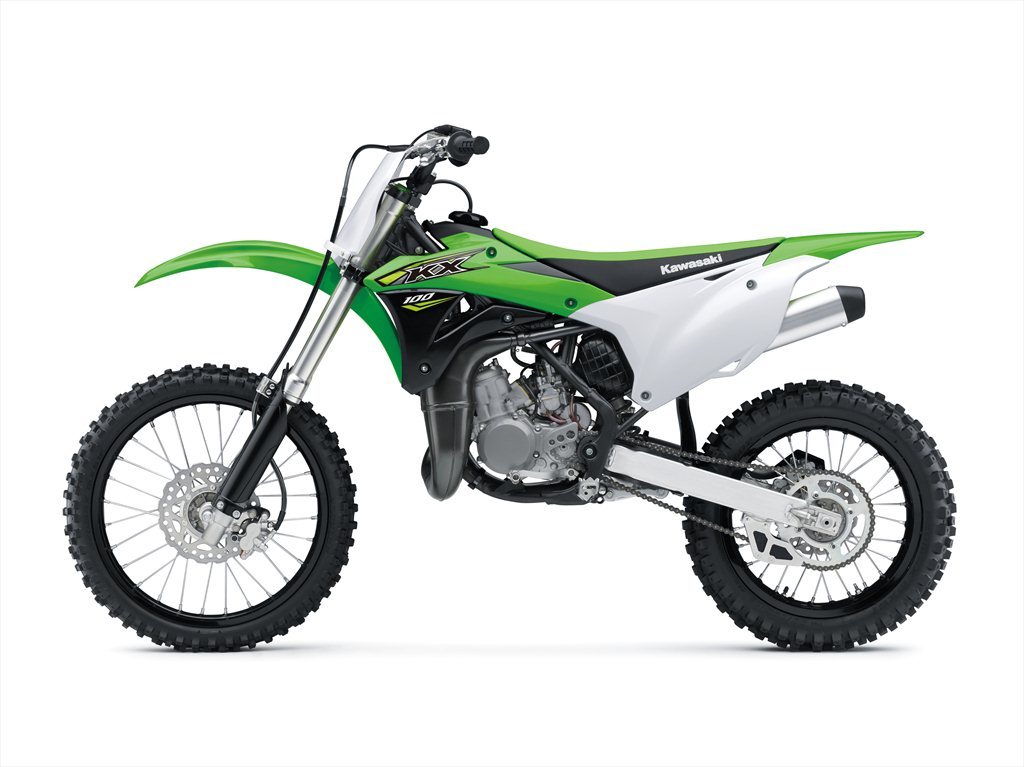 KAWASAKI 2-STROKES & MINIS FOR 2018 | Dirt Bike Magazine