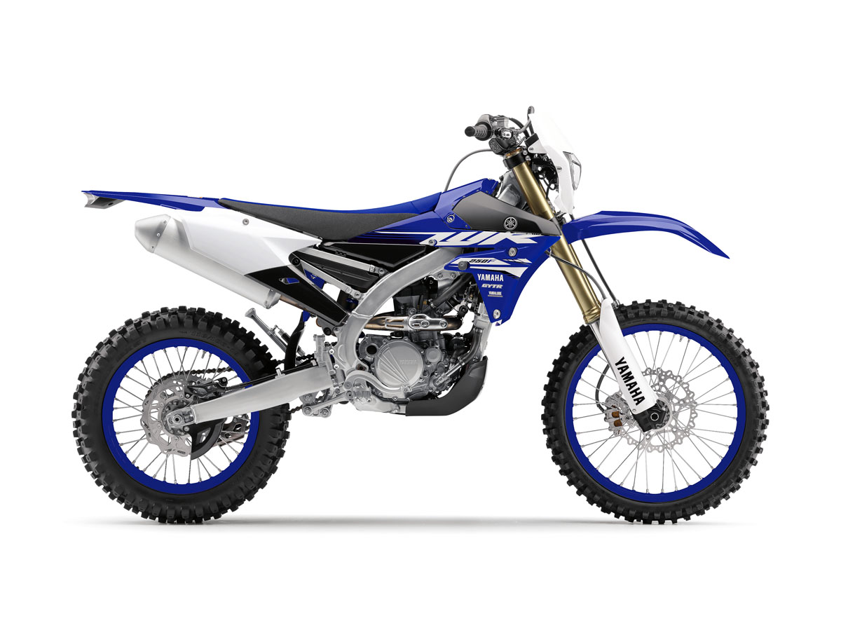 Yamaha 39 s 2018 off road bikes dirt bike magazine for Yamaha mini dirt bikes