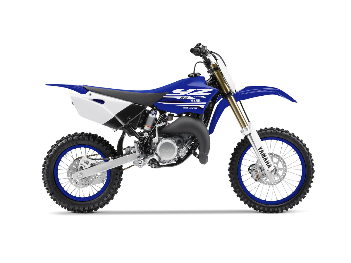 yamaha motocross bikes 2018 dirt bike magazine. Black Bedroom Furniture Sets. Home Design Ideas