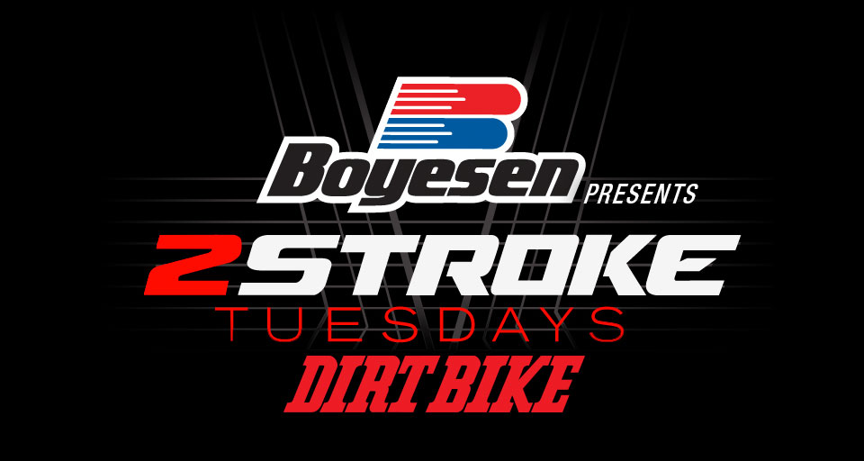 TWO STROKE TUESDAY BILLS PIPES BPR YZ250 Dirt Bike Magazine