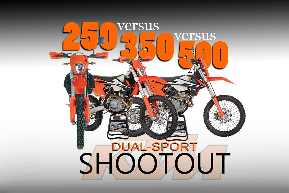 2016 Dual Sport Bike Buyers Guide Dirt Magazine Ktm Wiring Diagram Switch For A Comparison Of 2017 Bikes Click The Thumbnail