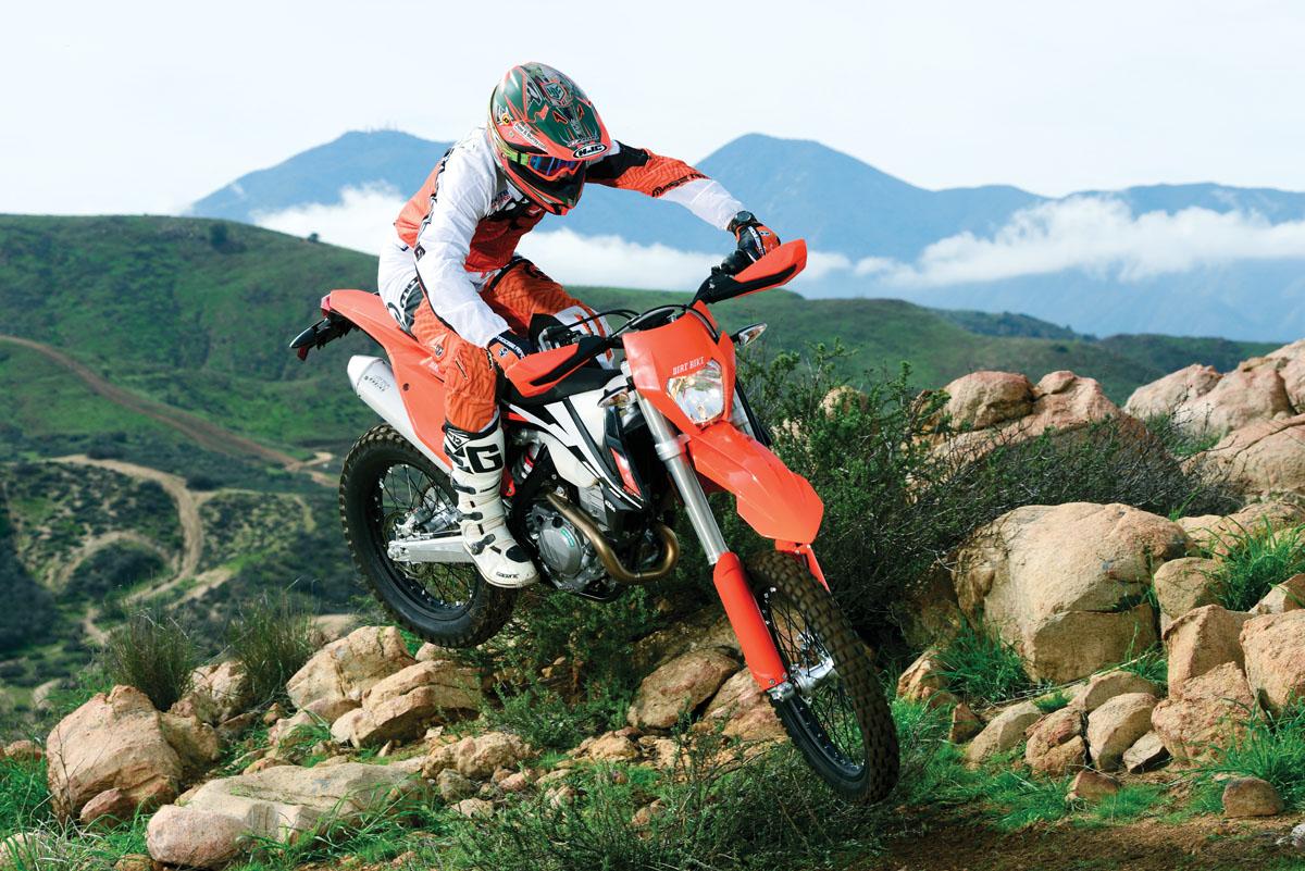 KTM DUAL-SPORT SHOOTOUT | Dirt Bike Magazine