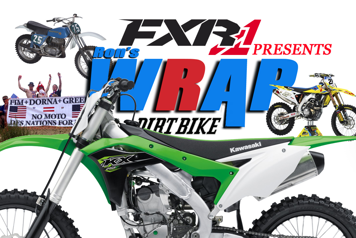 FRIDAY WRAP UP: THE 2018 KAWASAKI KX250F | Dirt Bike Magazine