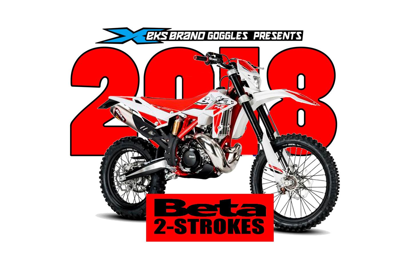 2018 beta 2 strokes dirt bike magazine for 2018 honda 2 stroke