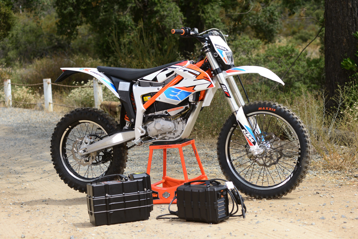 friday wrap up riding yamaha 39 s new 450 and ktm 39 s electric. Black Bedroom Furniture Sets. Home Design Ideas