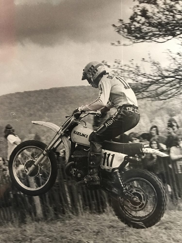 5-World Championships and 4 Trans AMA titles, all while riding for Suzuki.