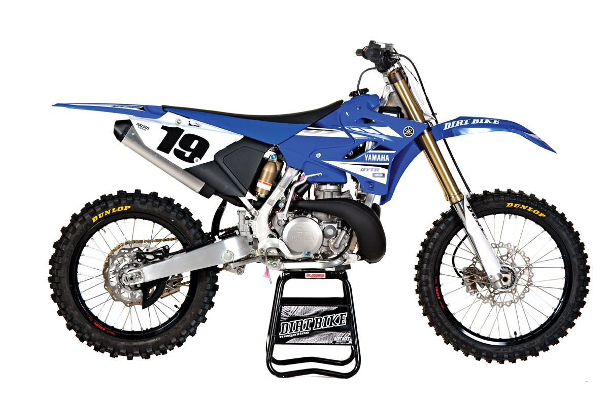 DIrt Bike Journal | 2-STROKE MX SHOOTOUT: HUSKY, KTM, YAMAHA