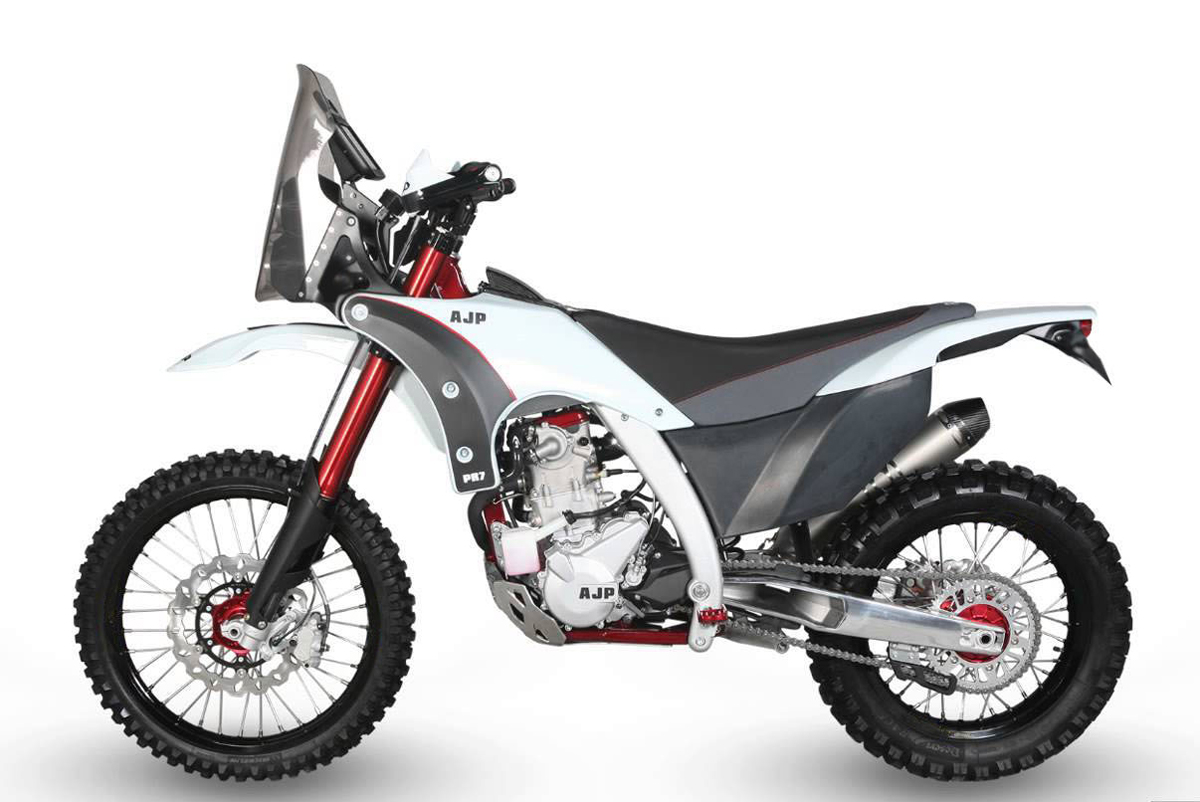 2018 ktm 450 rally. modren 450 ajp pr7 rally 9995 intended 2018 ktm 450 rally