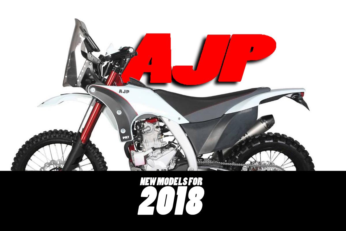 AJP OFF-ROAD BIKES, 2018 | Dirt Bike Magazine