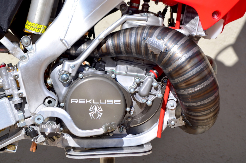 We Can Look At This Scalvini Cone Pipe All Day Long What You Cant See Is The Carbon Fiber Silencer That Equally Impressive Rekluse Now Offers A Full