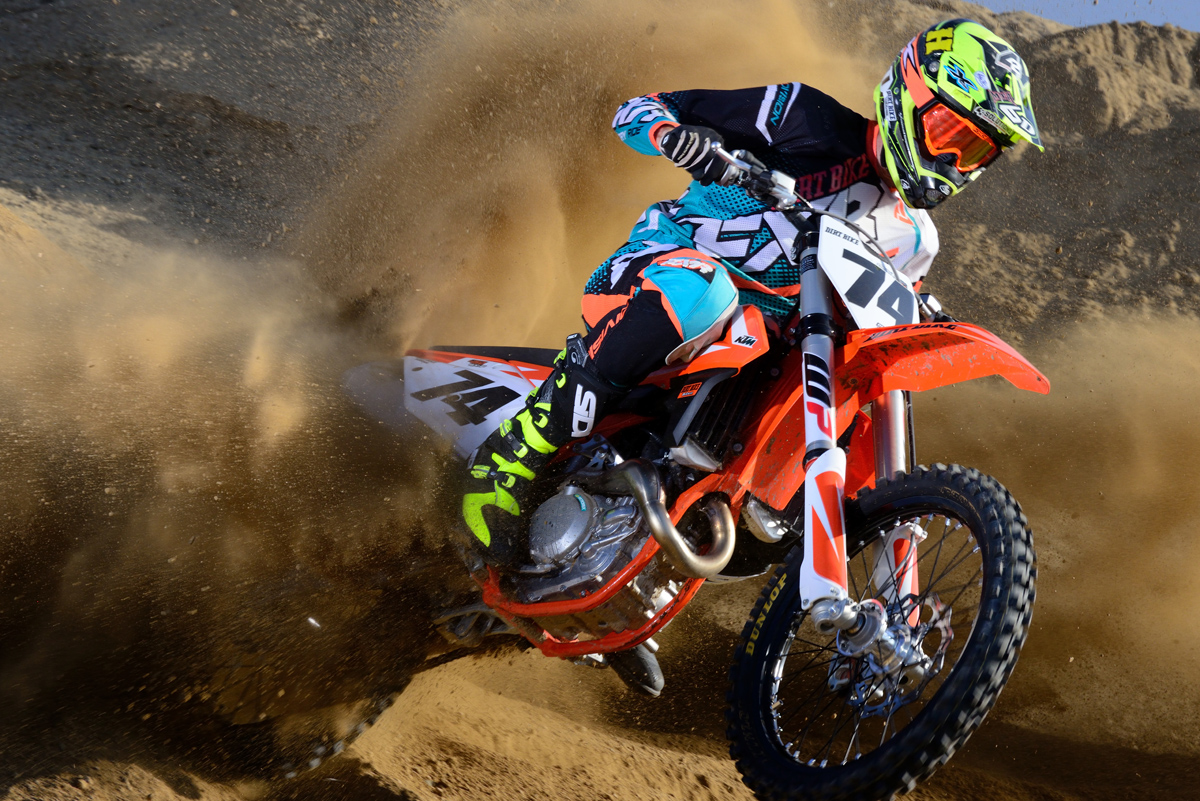 2018 ktm changes. delighful ktm weu0027ve ridden the bike twice so far last weekend i shot justin jones on it  early in morning before rem races then raced and rode  with 2018 ktm changes