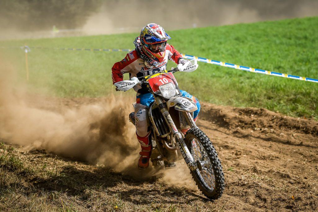 U S Leads Isde Junior Trophy Dirt Bike Magazine