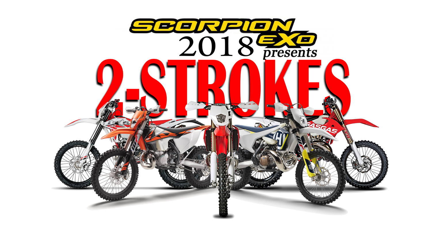 2018 2-STROKE BUYER'S GUIDE