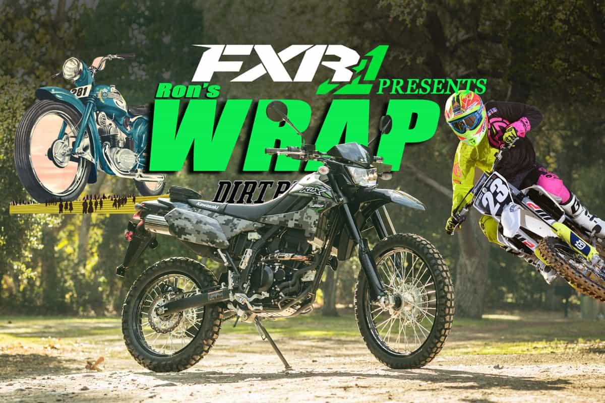 Honda Of Everett >> FRIDAY WRAP-UP: RIDING KAWASAKI'S NEW/OLD DUAL-SPORT   Dirt Bike Magazine