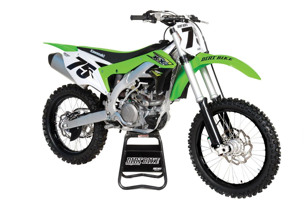 2018 KAWASAKI KX450F: FULL TEST | Dirt Bike Magazine