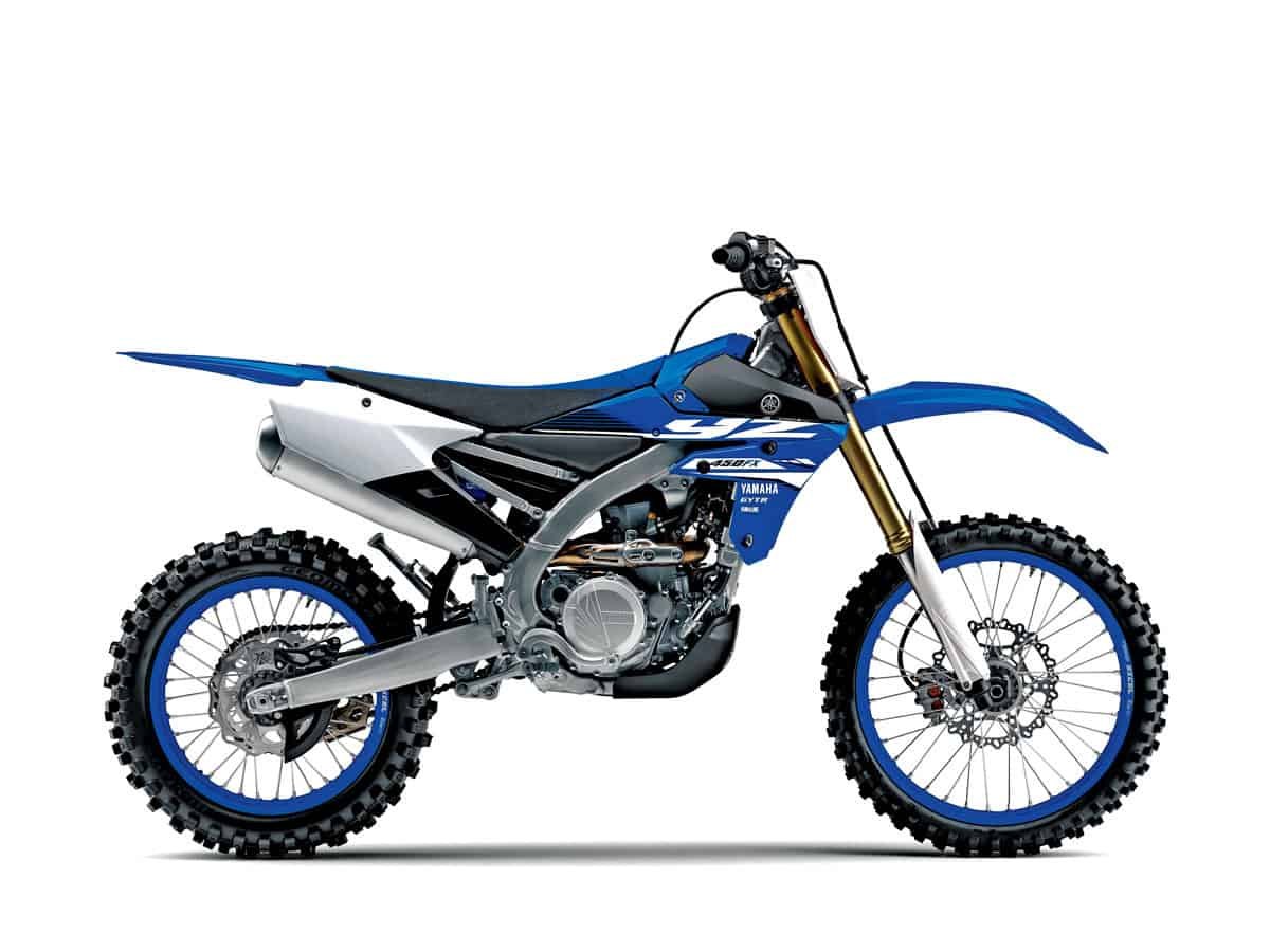 Unlike the ktm honda and husqvarna it has a dedicated off road gearbox with a granny gear for really tight
