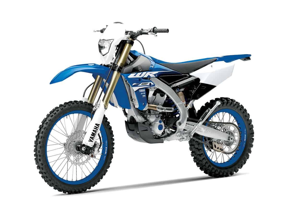 For Those Riders Who Want An Officially Roved Off Road Bike Yamaha Did All The Footwork To Get Wr450f Through Bureaucracy Of Epa And Carb