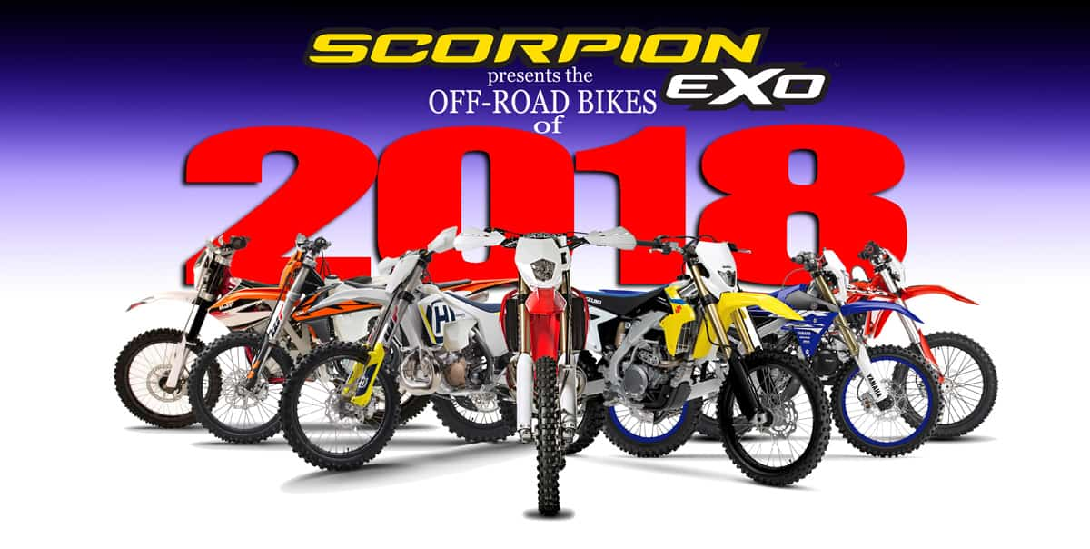 2018 Off Road Bike Er S Guide