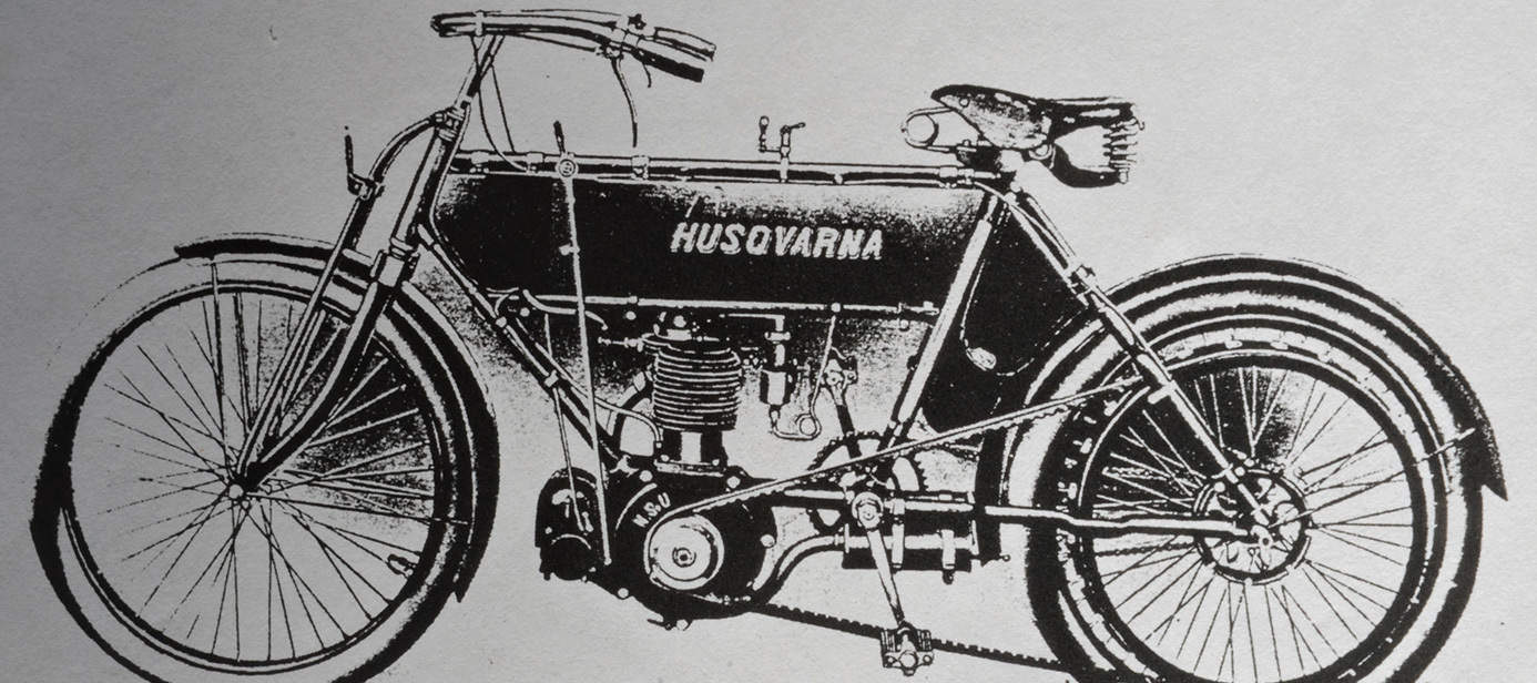 HOW HUSQVARNA STARTED BUILDING MOTORCYCLES | Dirt Bike Magazine
