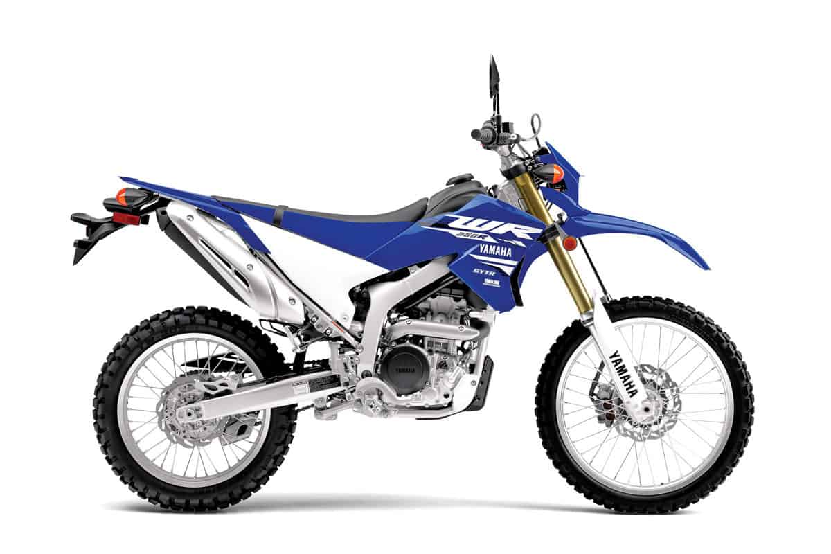 2018 dual sport buyer 39 s guide dirt bike magazine for Yamaha wr250r horsepower