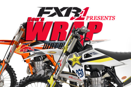 FRIDAY WRAP-UP: HUSKY & KTM FACTORY EDITIONS | Dirt Bike