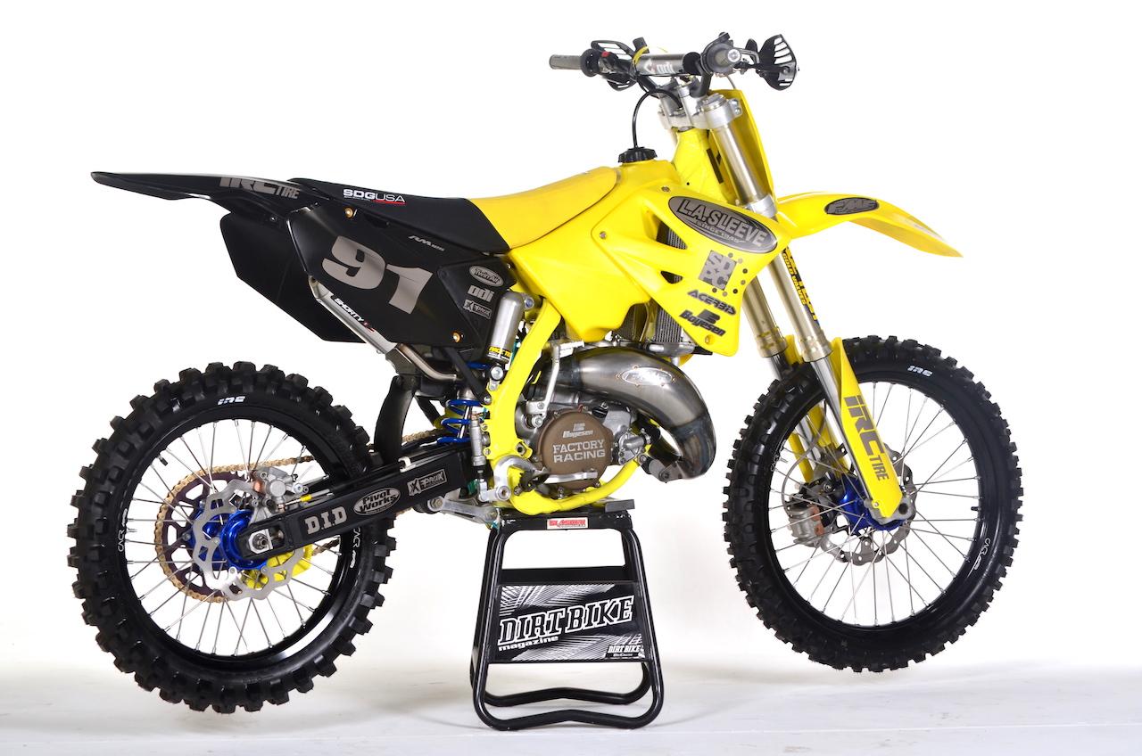 Rm 125 2018 >> TWO-STROKE TUESDAY: 2001 RM125 REBUILD | Dirt Bike