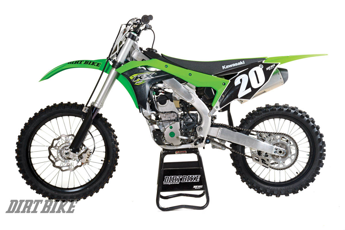 Comparing The 2018 Crf250r Fc250 Kx250f 250sx F Rmz250 And Yz250f Kawasaki Wiring Diagram Weight Without Fuel 221 Pounds Msrp 7749